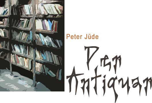 Peter Jüde: Der Antiquar