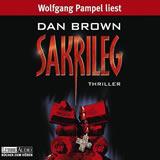 Cover: Dan Brown: Sakrileg - Hörbuch