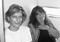 Nessa Altura und Anke Cibach