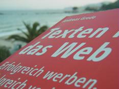 Cover: Andreas Grede: Texten für das Web
