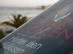 Cover: Katja Kessler mit Dieter Bohlen: Hinter den Kulissen