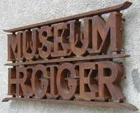 Museum HR Giger (Foto: Wolfgang Tischer)