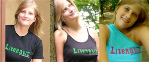 Alle Bilder von Rebecca, unser Literatin 2005