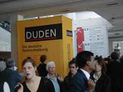 Impressionen von der Buchmesse 2004