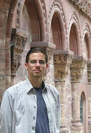 Titus Müller (Foto: Birgit-Cathrin Duval)