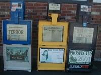 Zeitungen am Tag danach