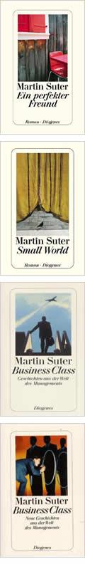 Buchcovers von Suter Büchern