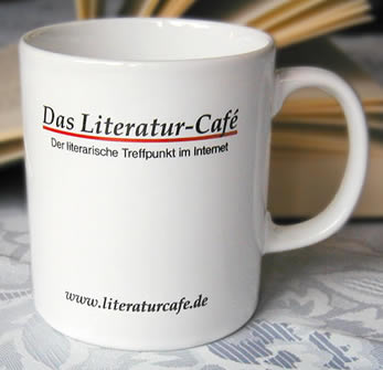 Die Literatur-Café-Tasse
