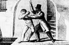 Der erste Mordanschlag 1829 im Hause Daumer