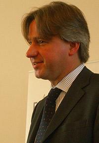 Buchmesse-Direktor Jürgen Boos