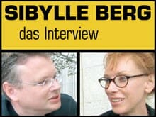 Sibylle Berg: Das Interview
