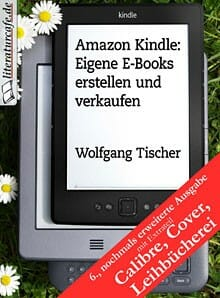 Cover of Issue 6: Amazon Kindle: Creating your own e-books and sell