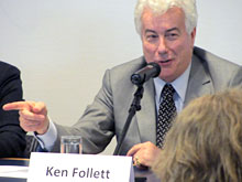 Ken Follett (Foto: literaturcafe.de)