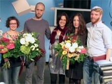 Die Gewinner der Tage der deutschsprachigen Literatur 2013