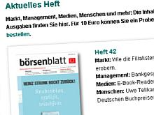 Screenshot: boersenblatt.net