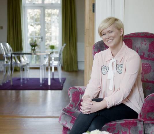 Bestsellerautorin Cecilia Ahern berichtet über ihre Arbeit (Foto: Radio Bremen/Arte)
