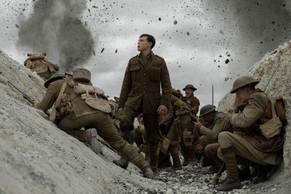 Ein Mann, sie alle zu retten: George MacKay als Lance Corporal William Schofield im Film »1917« (Foto: Universal Pictures)