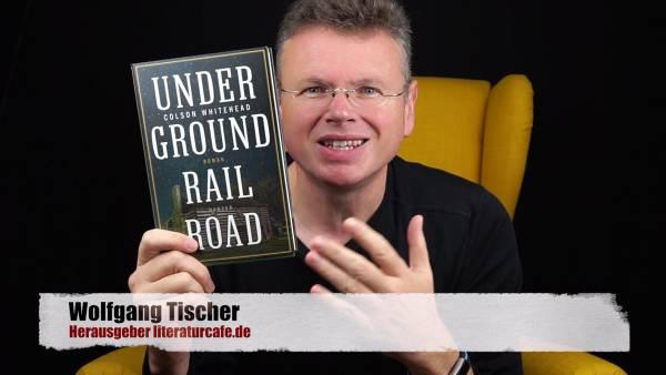 4 Buchtipps im Video: Underground Railroad, Kukolko, Nach uns die Pinguine, Drei Tage und ein Leben