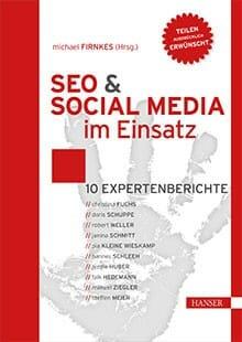 "E-Book ""SEO und Social Media im Einsatz"""