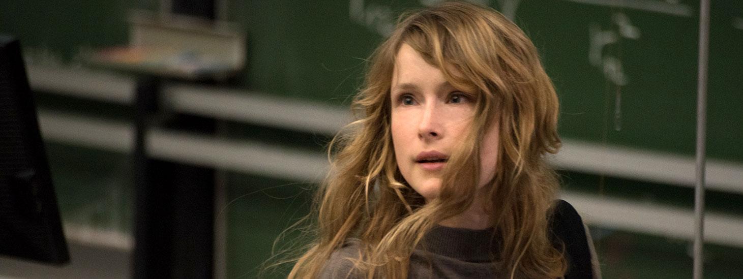 Agnes-Darstellerin Odine Johne: »Es gibt keine gemeinsame