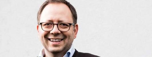 André Hille, Leiter der Textmanufaktur und Veranstalter der narrativa (Foto: privat)