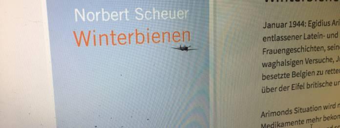Norbert Scheuer: Winterbienen