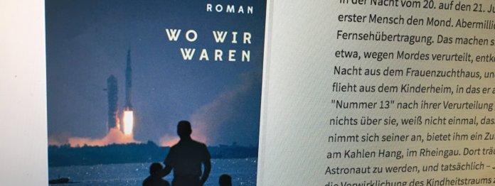 Norbert Zähringer: Wo wir waren