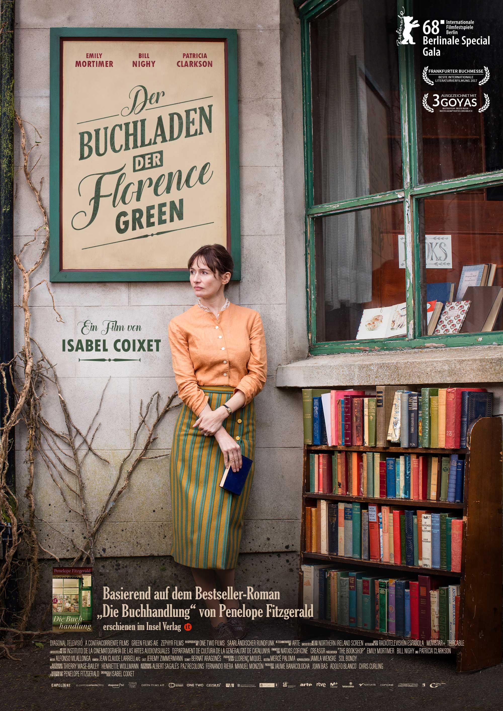 Filmtipp: Der Buchladen der Florence Green – Liebeserklärung ans ...