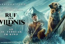 Filmplakatmotiv »Ruf der Wildnis« (Foto: 20th Century Studios/Disney)