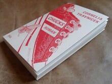 Cornelia Travnicek liest in Klagenfurt und wir lesen ihren Roman »Chucks«