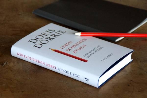 Doris Dörrie: Leben, schreiben, atmen