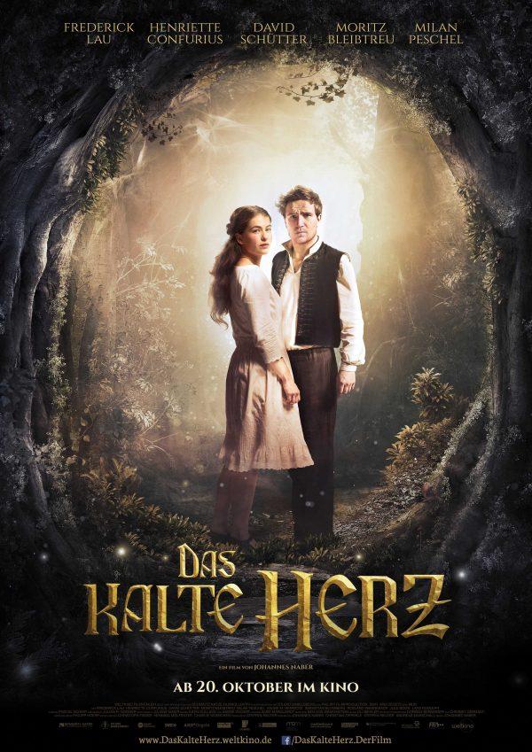 Henriette Confurius und Frederick Kauf in »Das kalte Herz« (Foto: Weltkino)