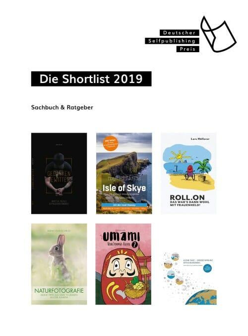 Shortlist »Sachbuch & Ratgeber«
