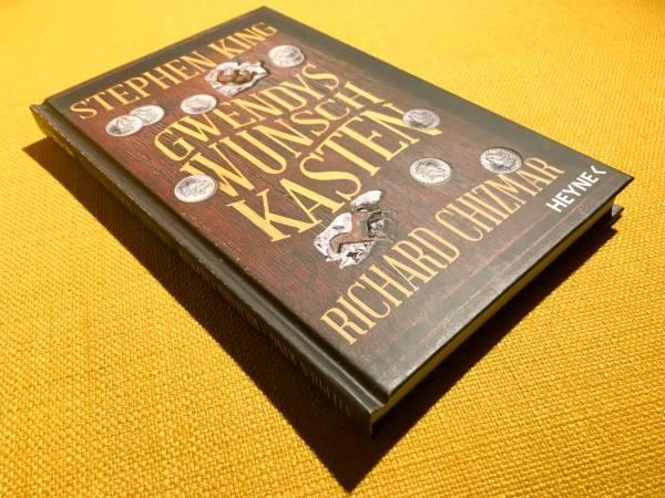 Stephen King und Richard Chizmar: Gwendys Wunschkasten