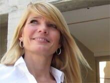 Martina Gercke, Autorin von »Holunderküsschen«