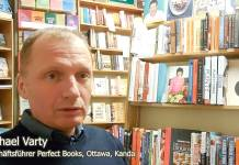 Michael Varty, Geschäftsführer bei Perfect Books