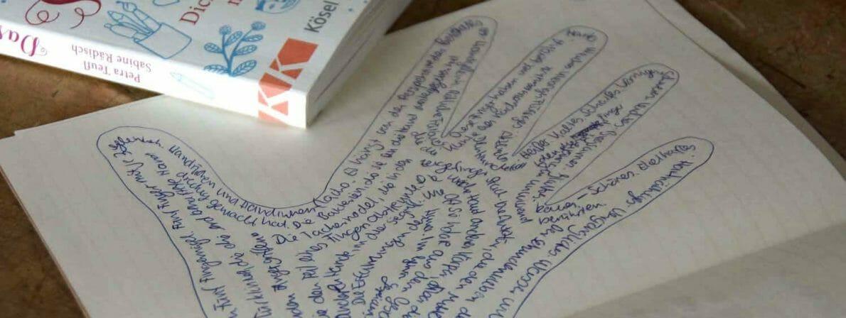 Der Schreibimpuls »In der Hand lesen«
