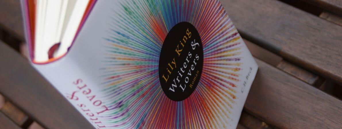 Cover der deutschsprachigen Ausgabe: Writers & Lovers