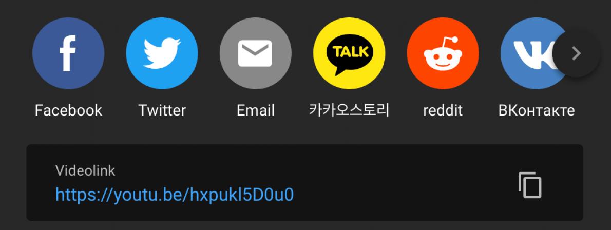 Ist die Veranstaltung geplant, generiert YouTube einen Link, den man vorab teilen kann.