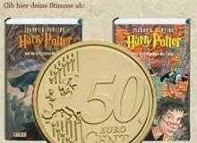 Carlsen Verlag kassiert bei Abstimmung zum Harry-Potter-Cover