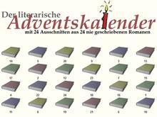Der literarische Adventskalender auf literaturcafe.de