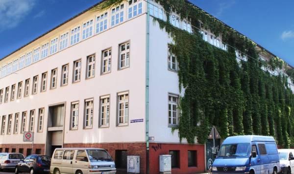 Altes Volksbad in Mannheim (Foto: Mannheimer Gründungszentren)