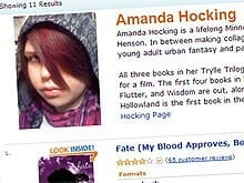 Millionären durch eBooks: Amanda Hocking