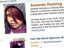 Millionären durch eBooks: Amanda Hocking