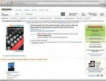Am schnellsten ist unser Buch bei Amazon gelistet