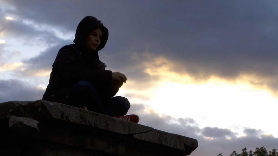 Screenshot aus dem Video von Anna Baar