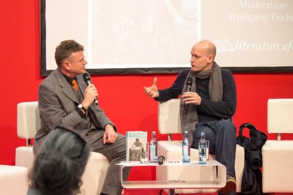 Live aus Leipzig: Tom Hillenbrand, Uve Teschner, Nicole Staudinger – 17.03.2018