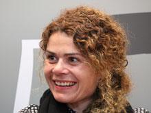 Astrid Rosenfeld (Foto: literaturcafe.de)