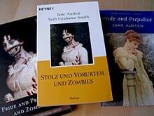 Englische Version, die deutsche Übersetzung und das Original