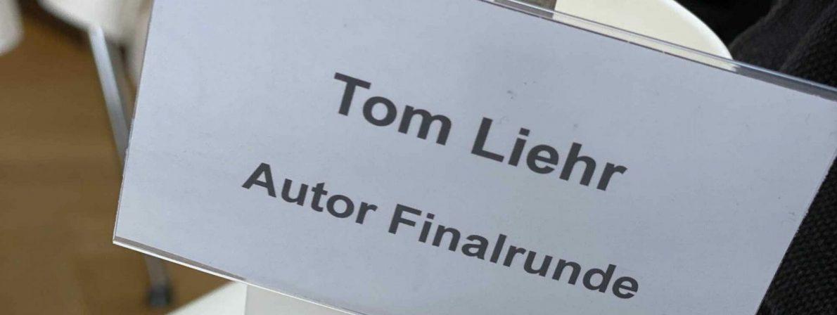 Autor in der Finalrunde